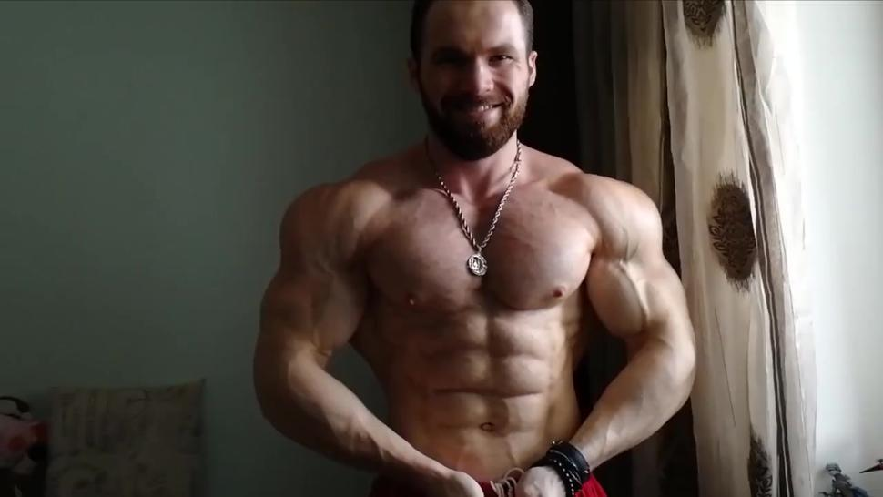 Hot Hairy Muscle