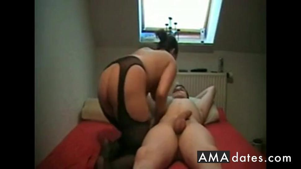 Feed My Fat Ass Your Sausage and Cream100  Amateur Anal