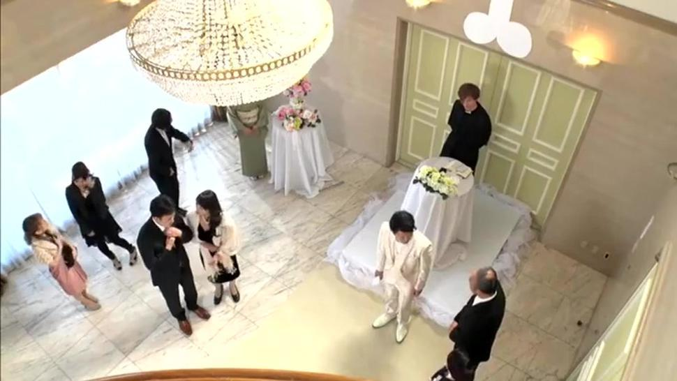 Groom Shares The Bride