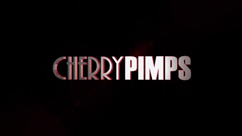 CHERRY PIMPS - Lesbians Eating Pussy In Hardcore Interracial Lesbian Sex