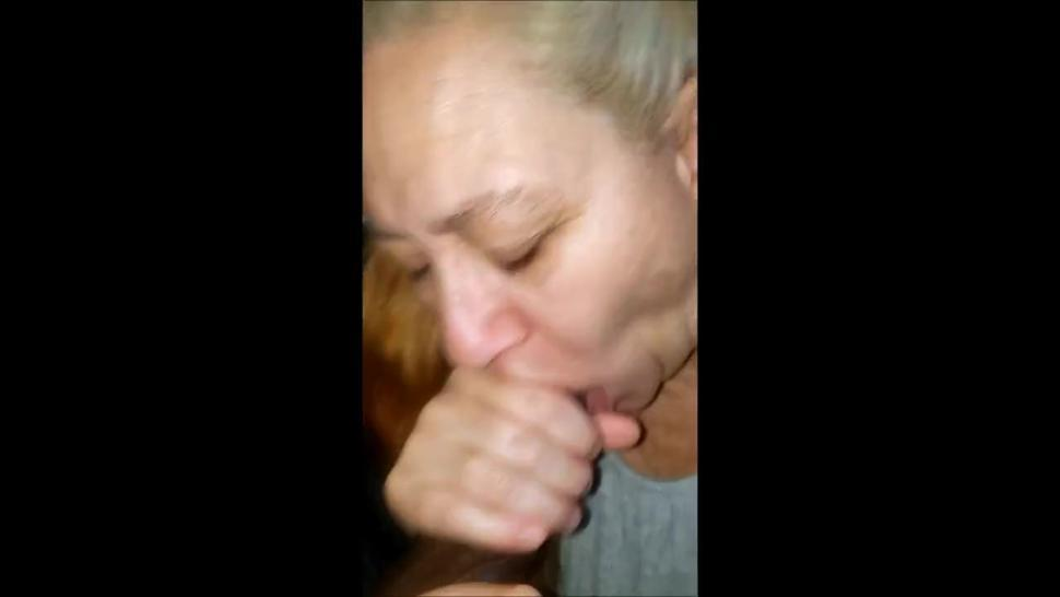 Lunch Time Cum Time (Soul Snatching Granny)