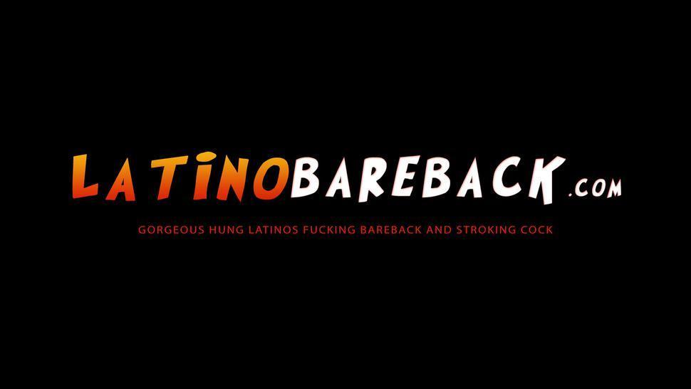 LATINO BAREBACK - Latin twinks Jack Moon and Nico Butti bareback and cum