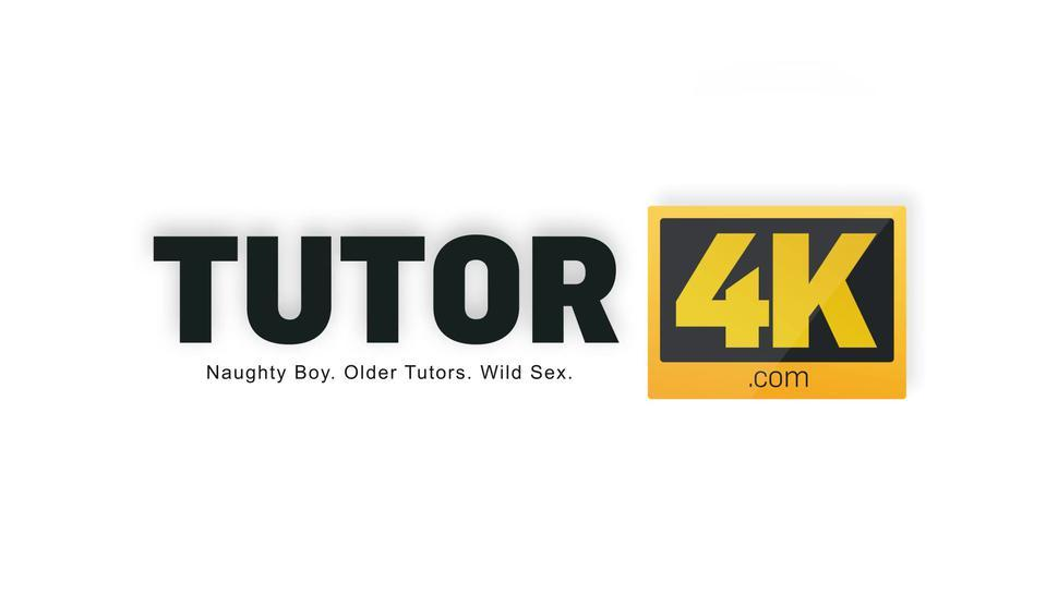 TUTOR4K. Guy set cameras and was right because they helped him screw teacher