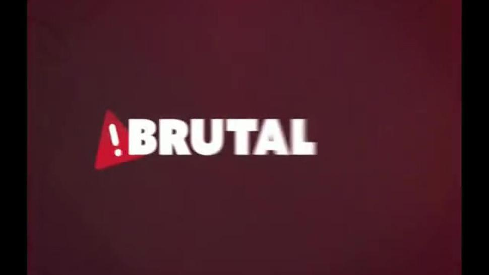 BrutalClips - Nasty Slut Swallows a Fat Load