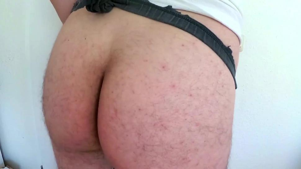 Kinky Solo Male Piss Slave plays with Ass and Dirty Talk - Masturbation and Piss Moaning *_*