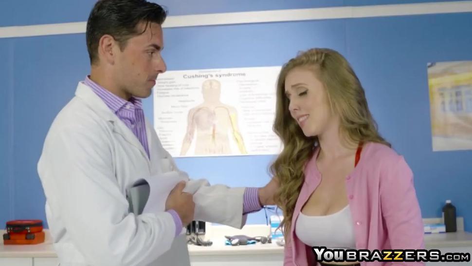 Doctor Fucks Sexy Patient Lena Paul