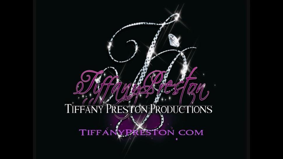 Cum On Tiffany Preston's Ass After Nice Sex