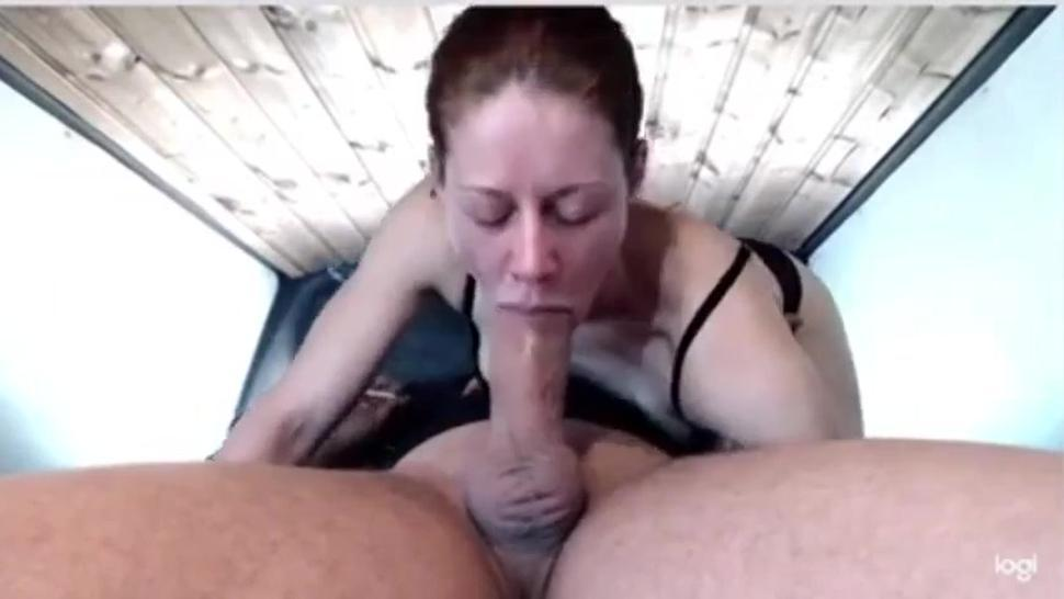 deepthroat big dick