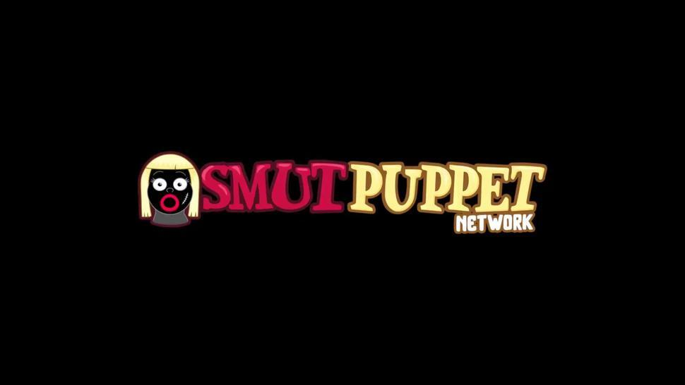 SMUTPUPPET - GenLez - Teen Stunners Timea Bella and Jenny Appach Bored in the Bedroom