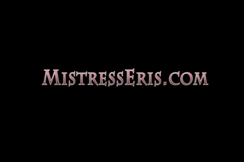 Mistress Eriss foot worship