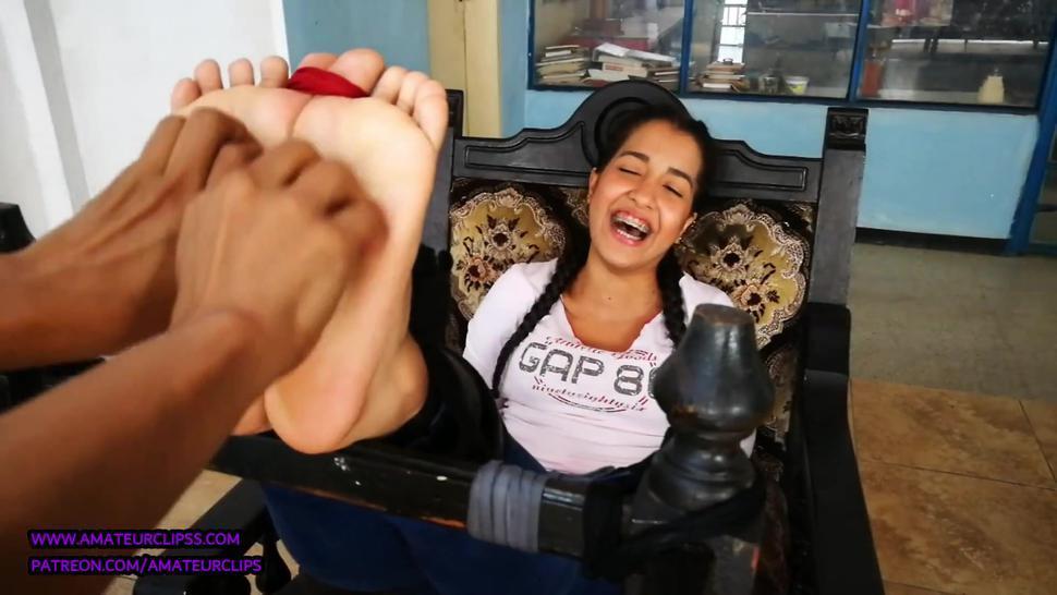 ACP Put Those Feet Up Fatima's Ruthless Revenge On Screaming Stephanie