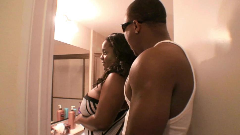 Bbw Ebony Gf Wants To Make Her Men Happy