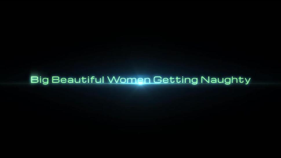 PORN NERD NETWORK - Spanking The BBW Amateur While BJ Happens With Cumshot