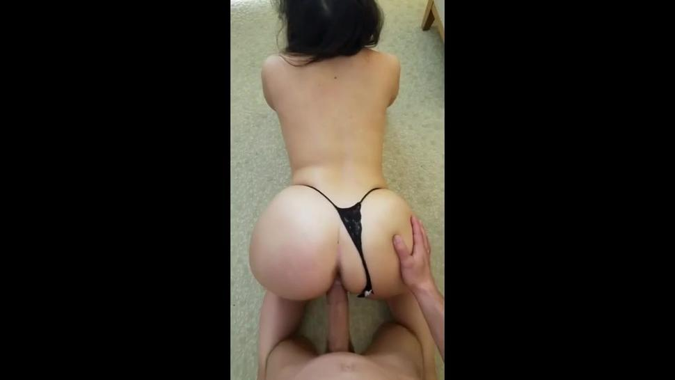 Pawg Wife Cheats Cause Husband Has 4 Inch Cock