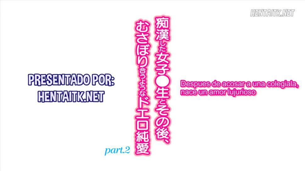 Chikan Shita Joshikousei to Sonogo 02 Sub. español