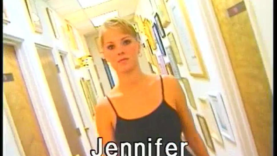Jennifer Avalon - Naked Girls in My Office