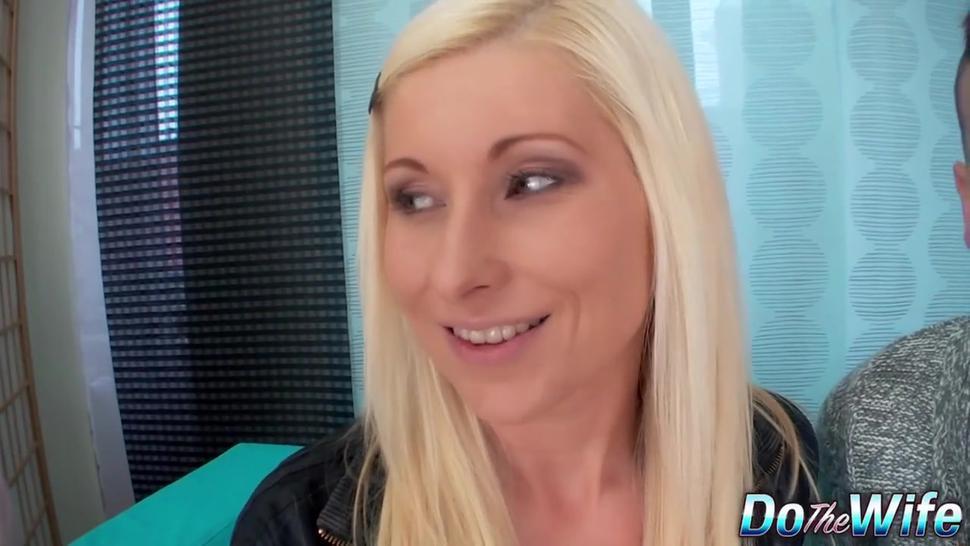 Vanessa Hell - Blonde Teenage Girl Hardcore