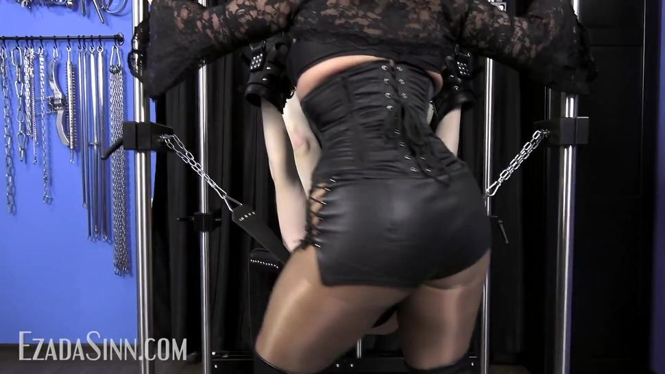 Smothered and tickled in bondage Preview