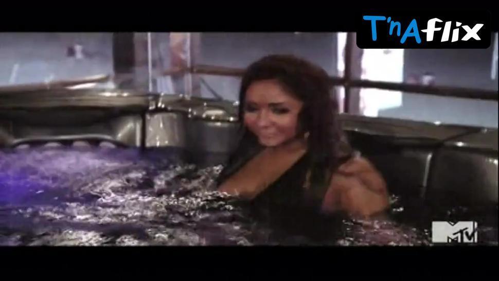 Deena Nicole Cortese Bikini Scene  in Jersey Shore