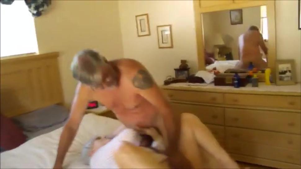 lovely granny is a slut