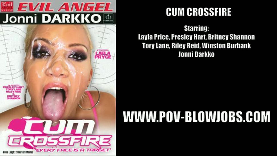 Dirty Pov Blowjobs - Tory Lane & Riley Reid & Presley Hart & Layla Price