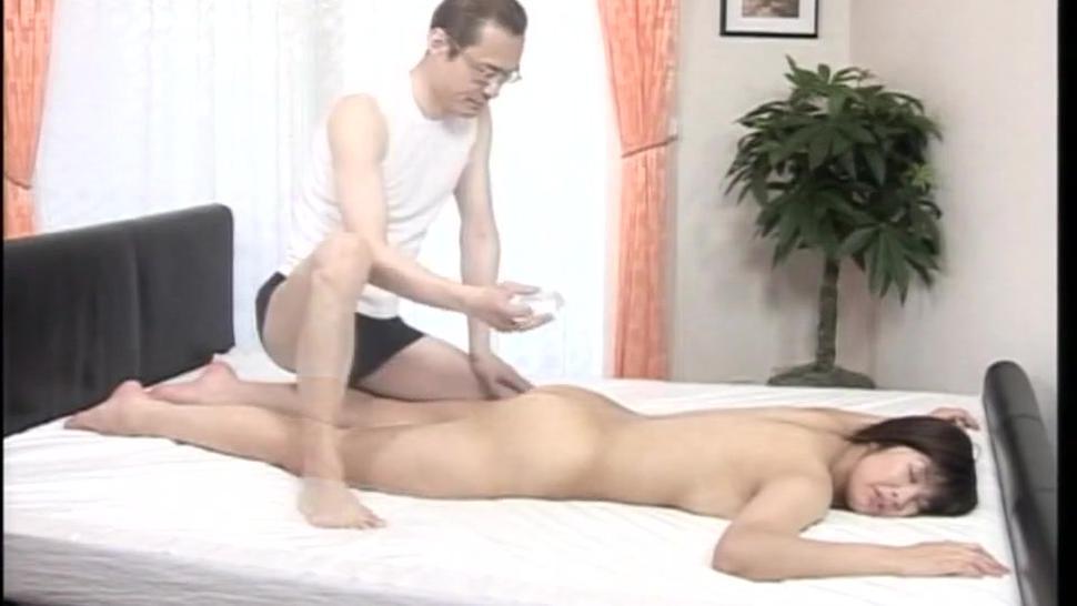 Japanese Massage Orgasmic Technique To Teen Spycam