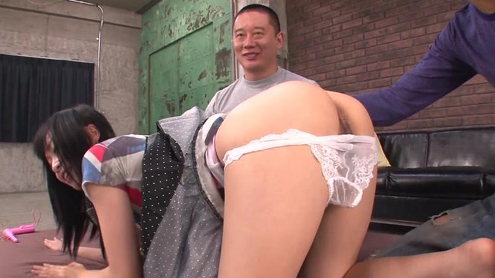 Sexual oriental nozomi hazuki enjoys facials after sex
