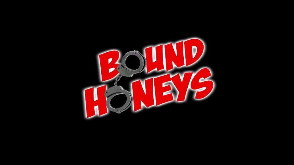 Bound Nylon Encasement Lesbians