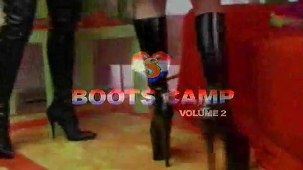 Teeny Boot Camp
