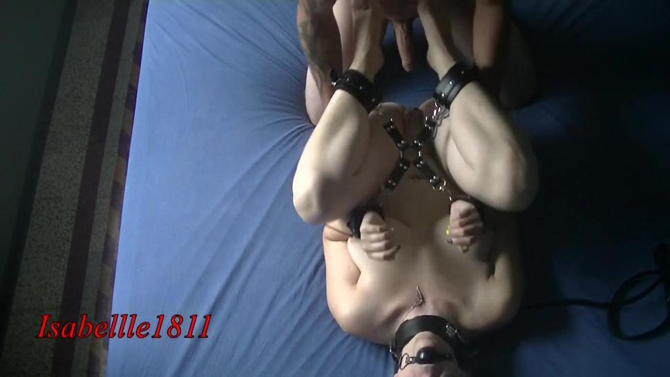 My submissive wife used by stranger in hotel / stranger screw my wife
