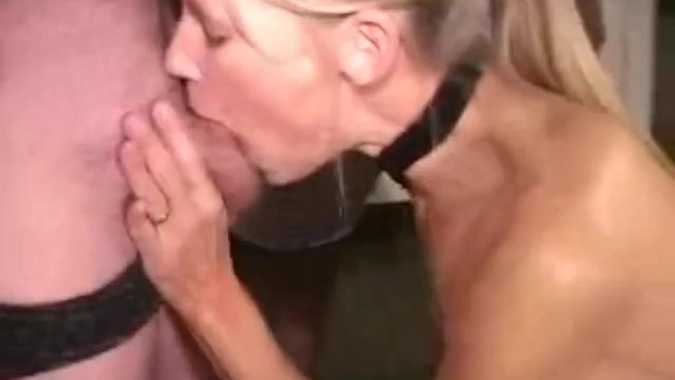 amateur blow bang