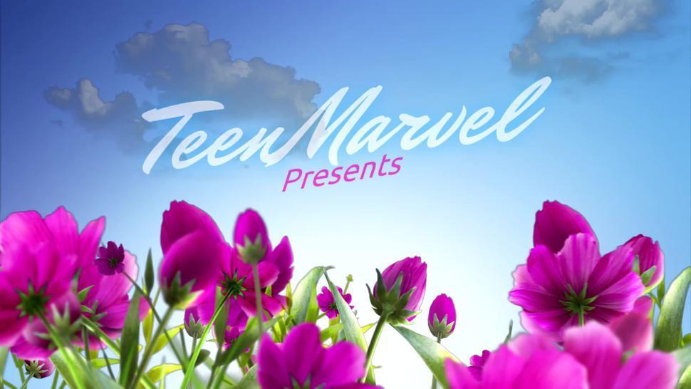 Teen Marvel Cutie