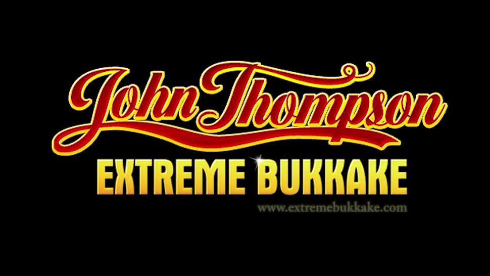 Double penetration Warm-up with Stella Star - Extreme Bukkake