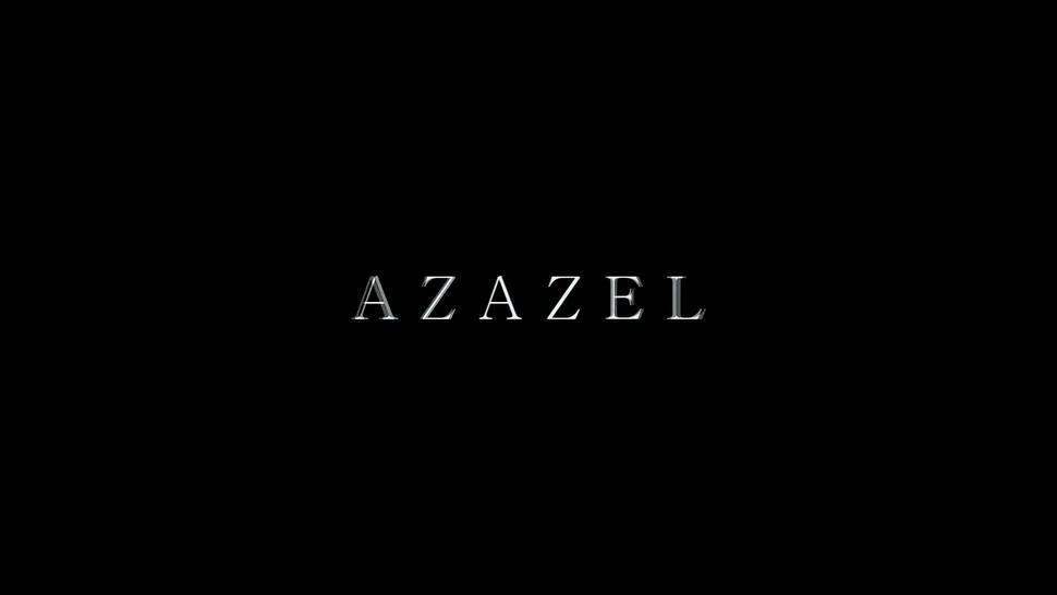 AZAZEL CRUSH FETISH Anastasia bouquet of flowers crush