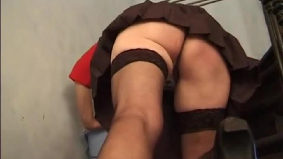 FRENCH HAIRY GRANNY MARIE LASELLE ANAL