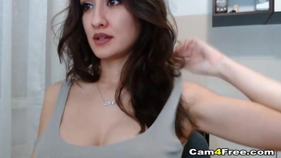 CAM4FREE - Sexy Irish Babe Wildly Masturbates live