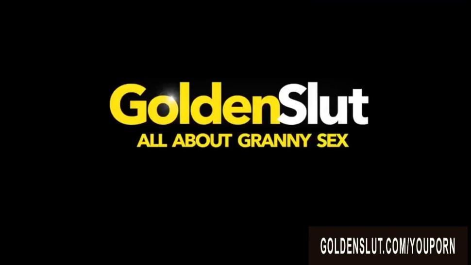Golden Slut - Breathtaking Mature Redhead Freya Fantasia Compilation Part 1 - video 1