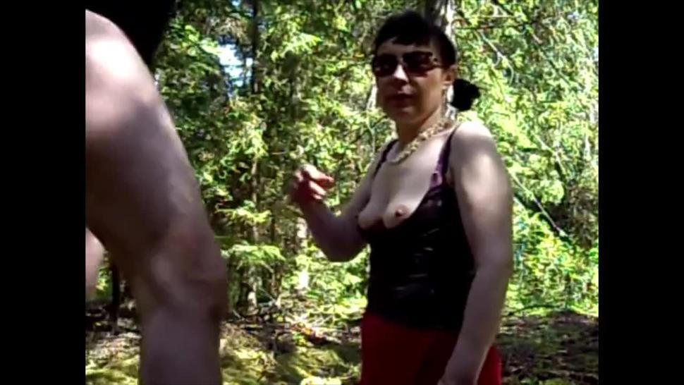 Public Screw Amateur Swedish Granny From Kvinnor.Live