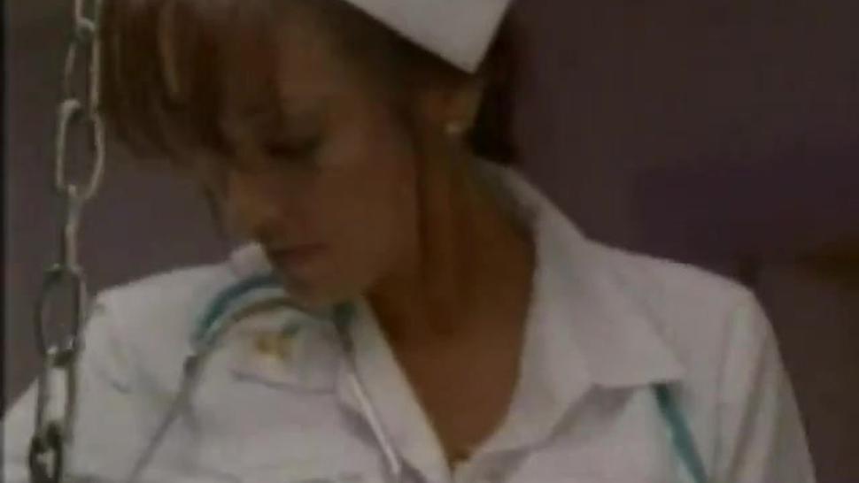 Kira Kener - Asian Nurse Handjob
