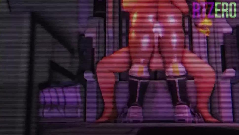 Mass Effect - Hot Cerberus Women - Part 1