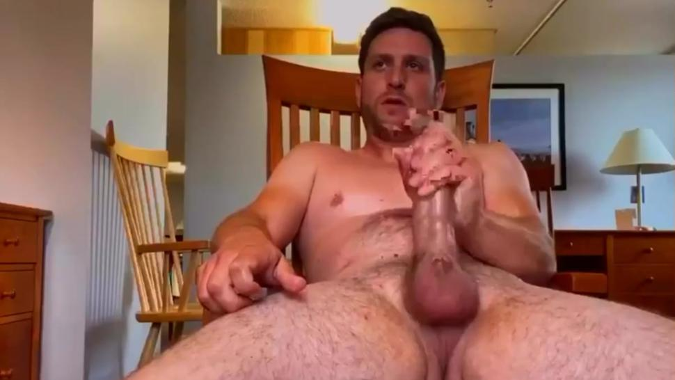 Big fat dick big fat cum shot