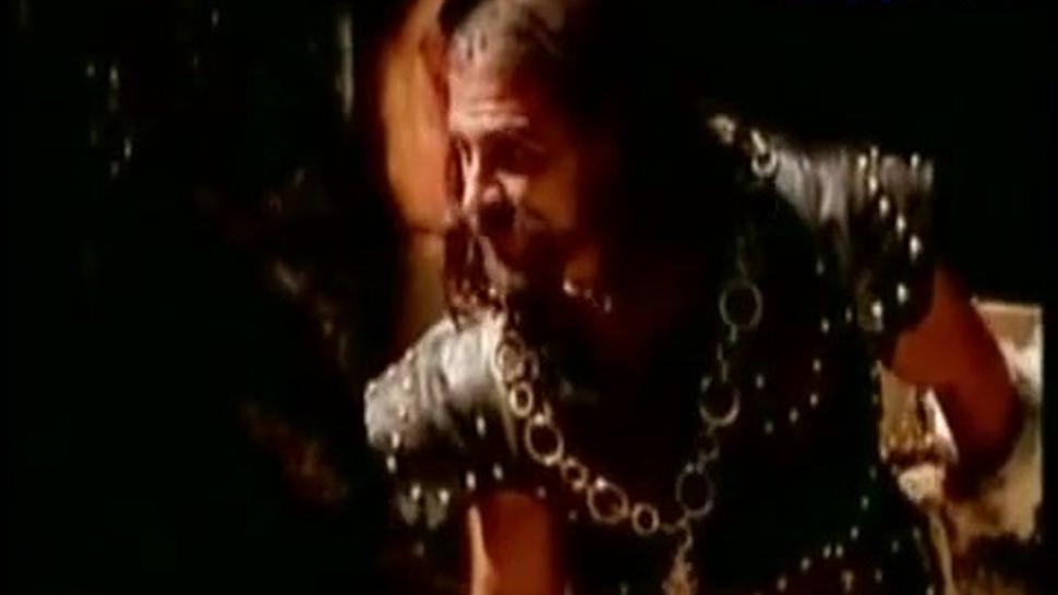 J.J. Rodgers Sexy Scene  in Amazon Warrior