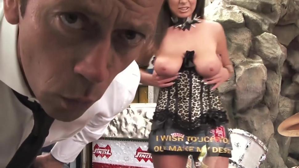 RoccoSiffredi Swallowing Russian gets Ass Ravaged POV
