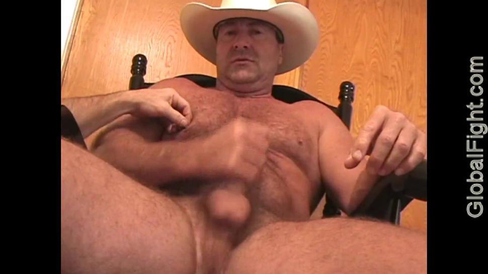 musclebear cowboy naked jackoff video