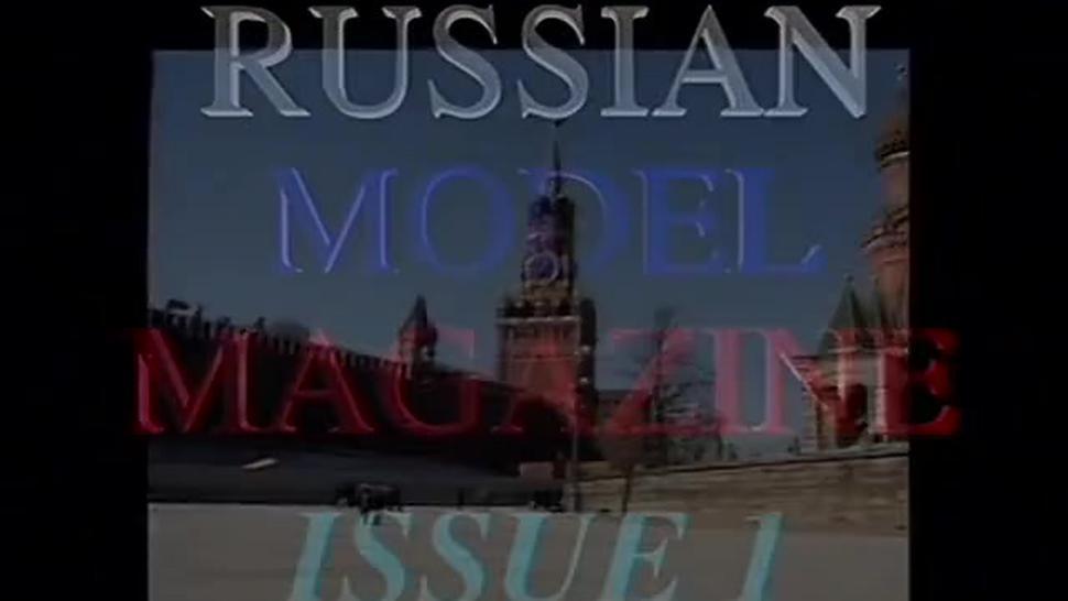 Russian Model Magazine