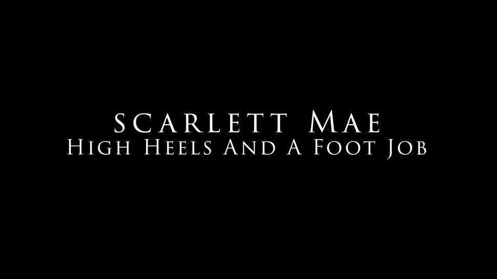 Scarlett Mae FFD Hardcore