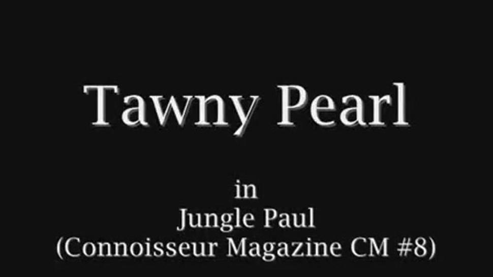 Connoisseur Magazine CM #8 - Jungle Paul