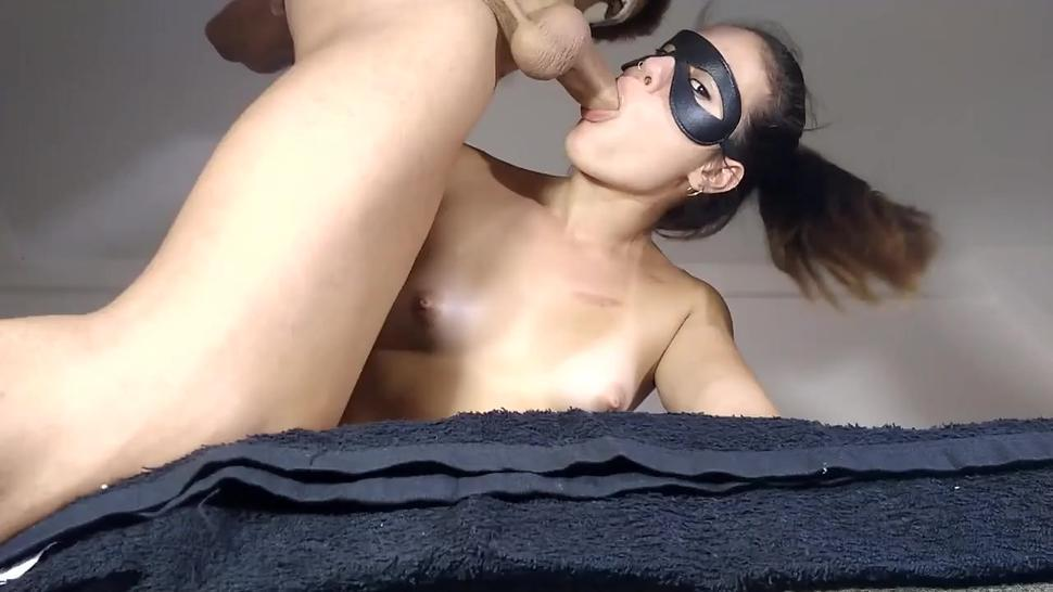 Hot Chick Has First Anal For Cash