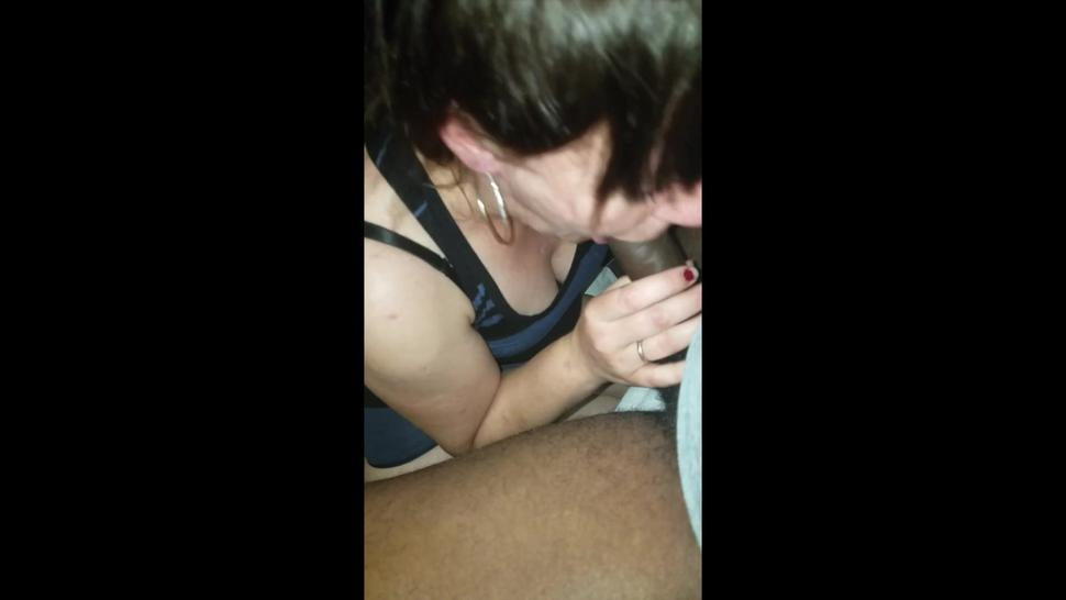 My Girl Friends Mother Loves Sucking My Cock