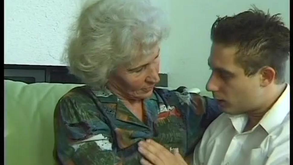 Busty Hairy Mom Deepthroat On Big Cock - Granny Norma